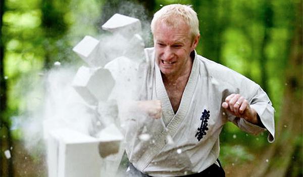 Sort bælte i Kyokushinkai karate