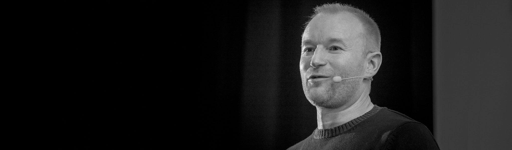 Foredrag med Lars Mogensen