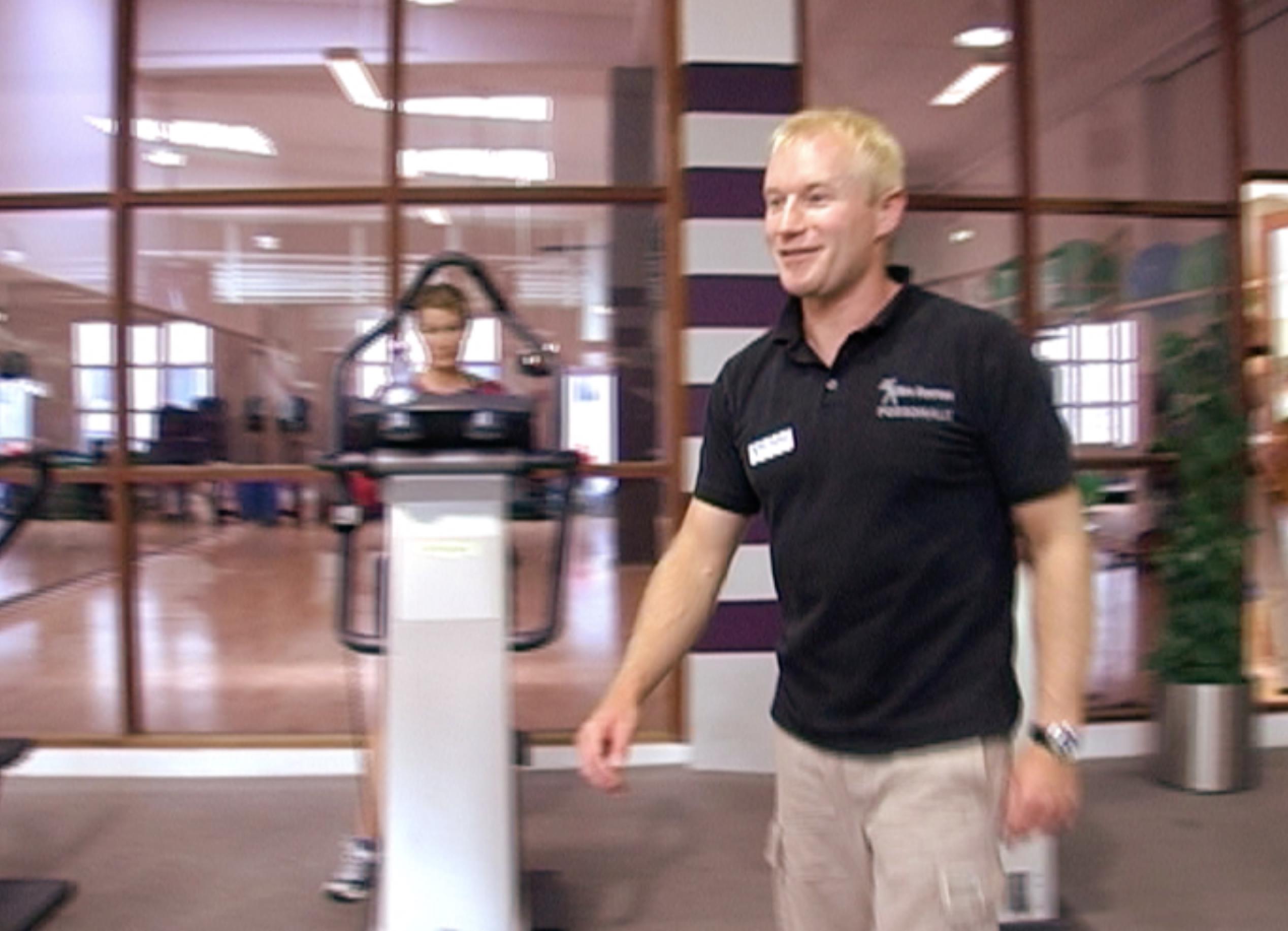 Centerchef med personaleansvar for 80 medarbejdere i Fitness.dk