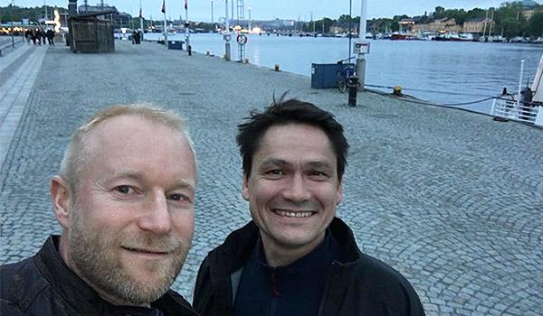 Udviklede og stiftede Konfliktcoachuddannelsen sammen med Henrik Heilmann