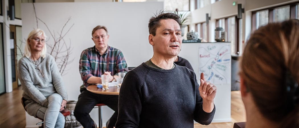 Kommunikation med Henrik Heilmann