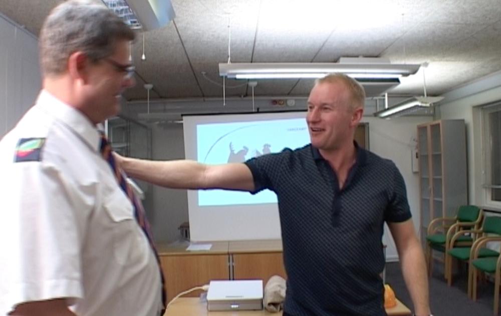 Medvirkende i 6 dokumentarudsendelser om konflikthåndtering optaget af TV2